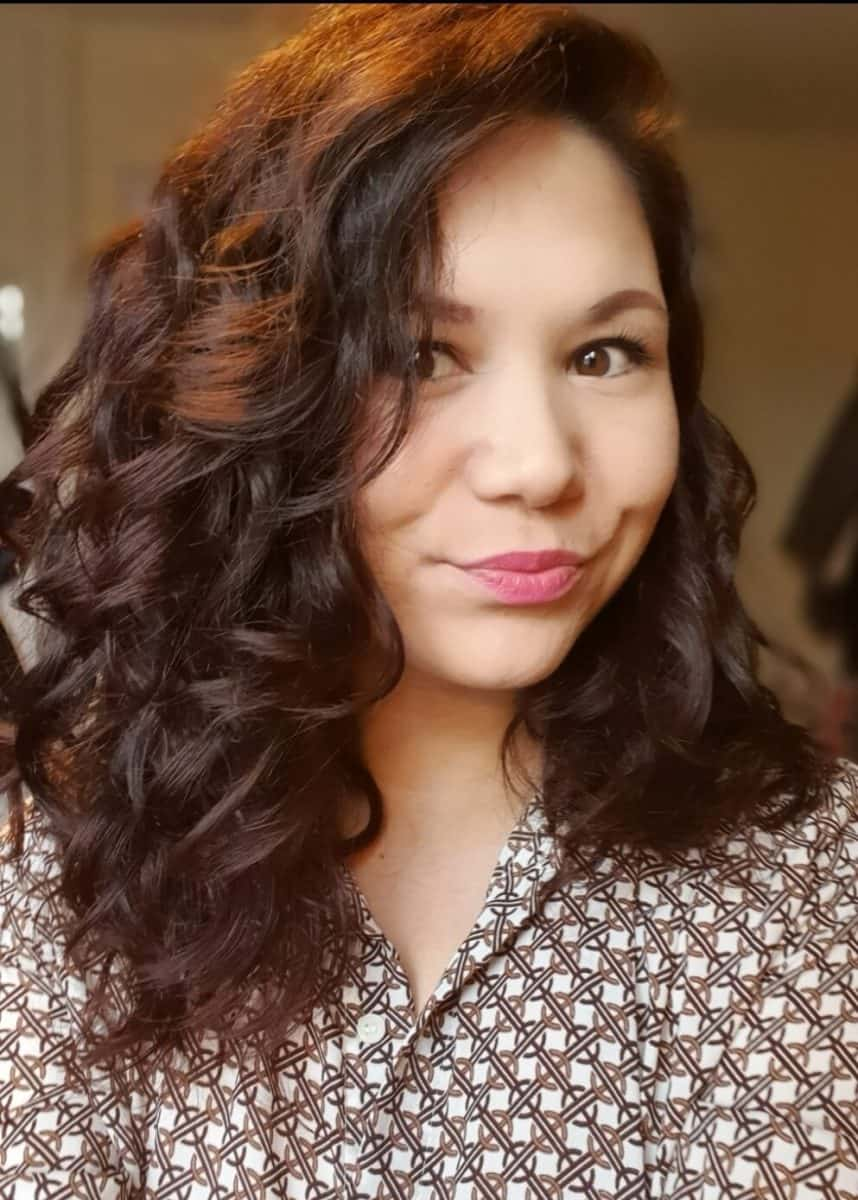 curly girl method from straight hair