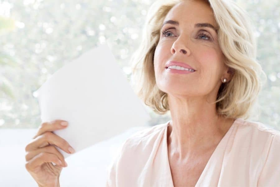 Avoid Frizzy Hair During Menopause