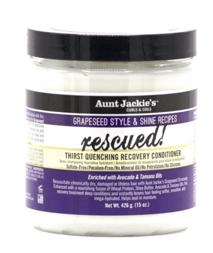 Aunt Jackie's Rescued Thirst Quenching Recovery Conditioner