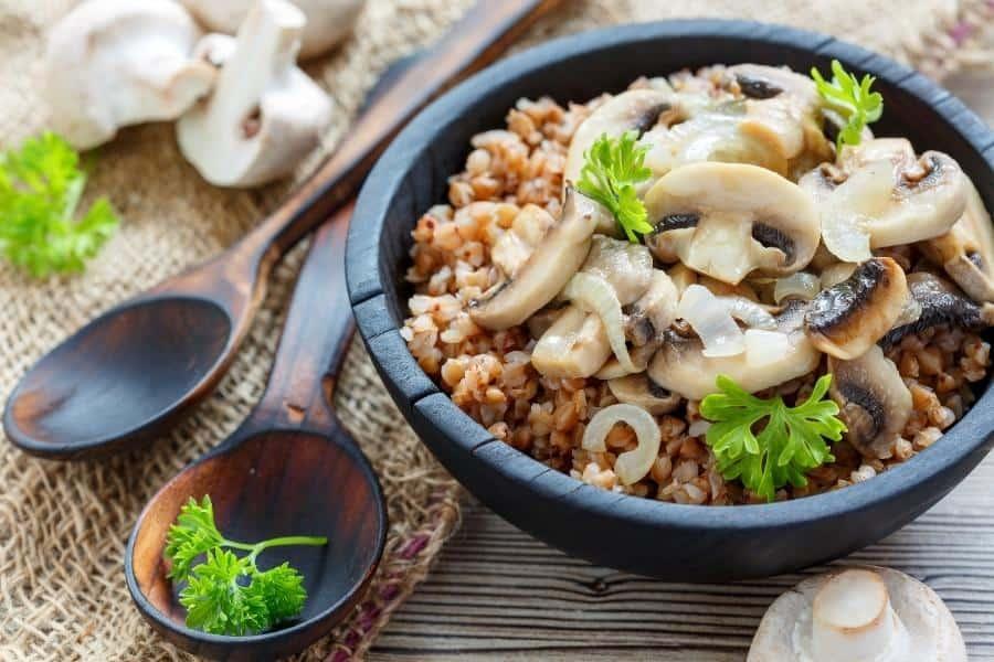 buckwheat dish