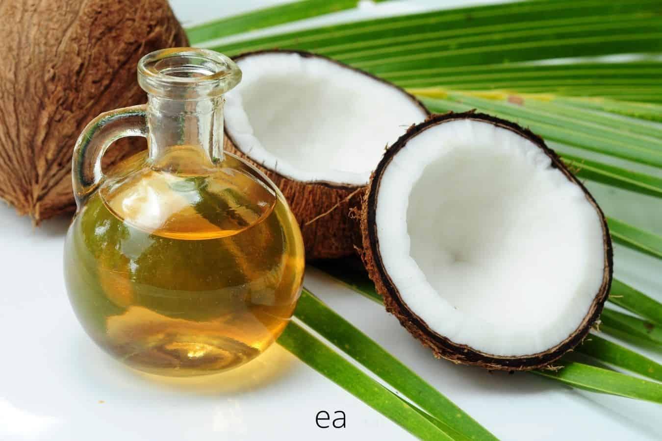 coconut oil for hair low porosity