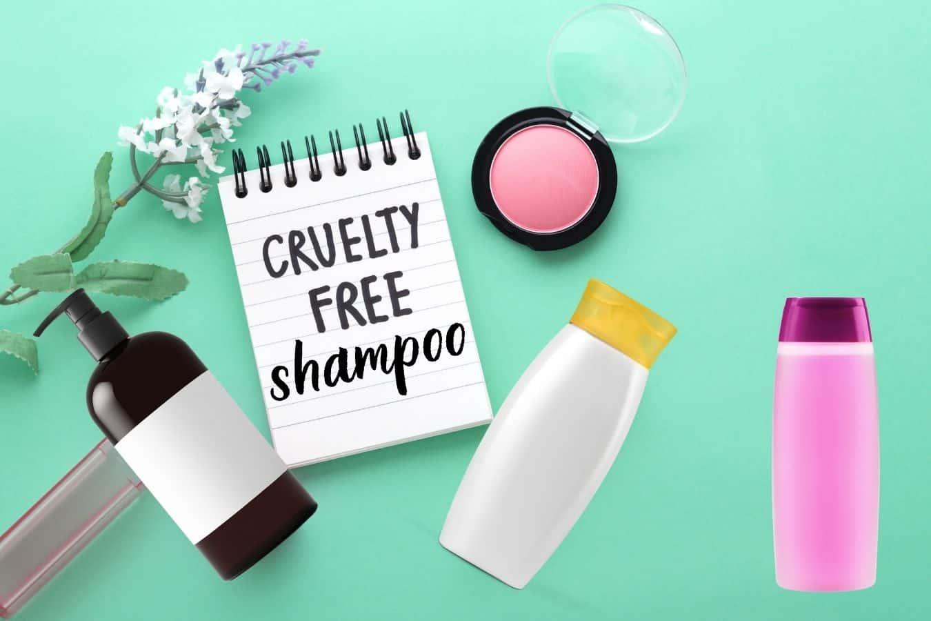 cruelty-free shampoo