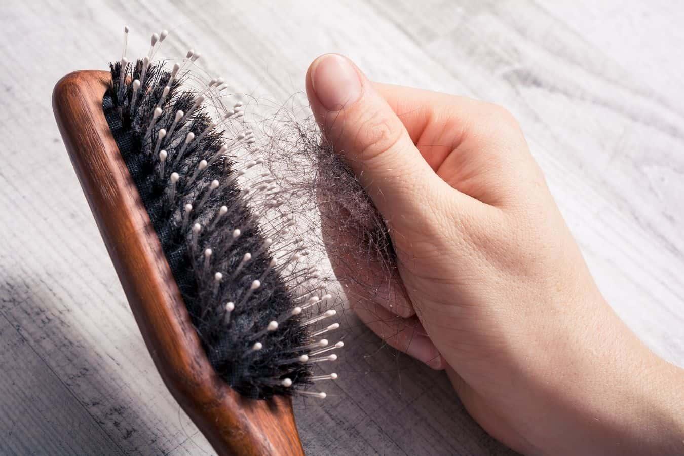 curly girl method hair loss