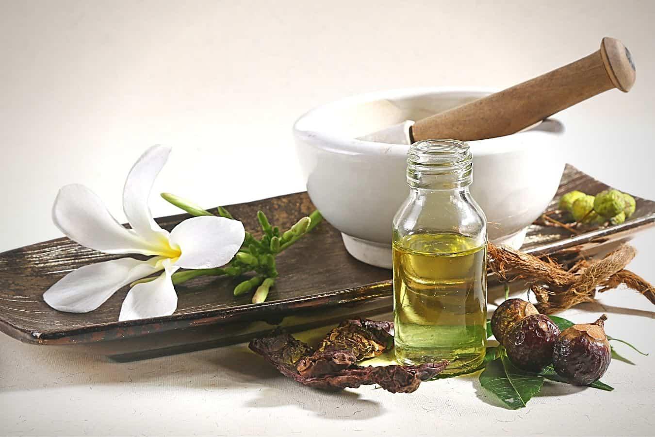 oils for hair