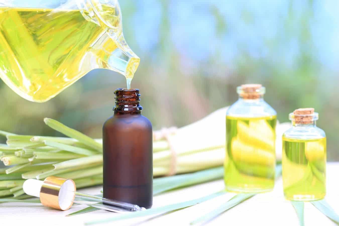 lemongrass benefits