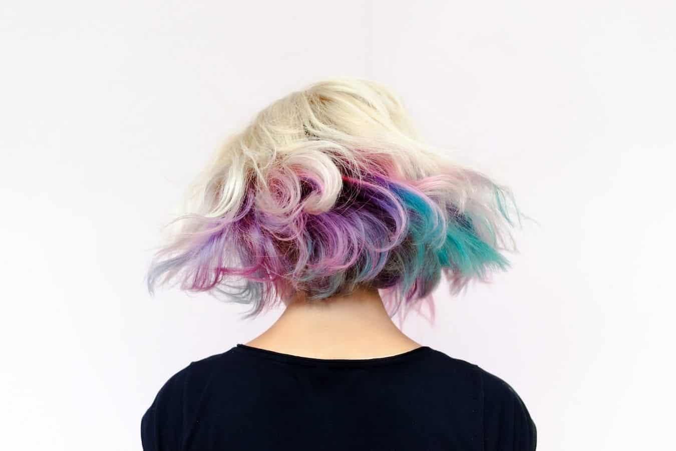 too much developer in hair dye