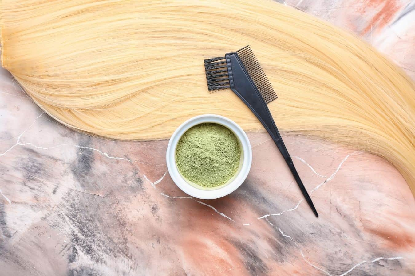 pros and cons of henna hair dye