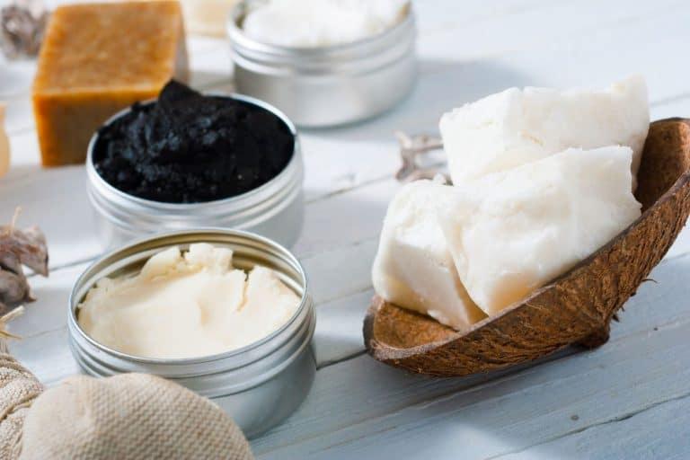 shea-butter vs coconut oil
