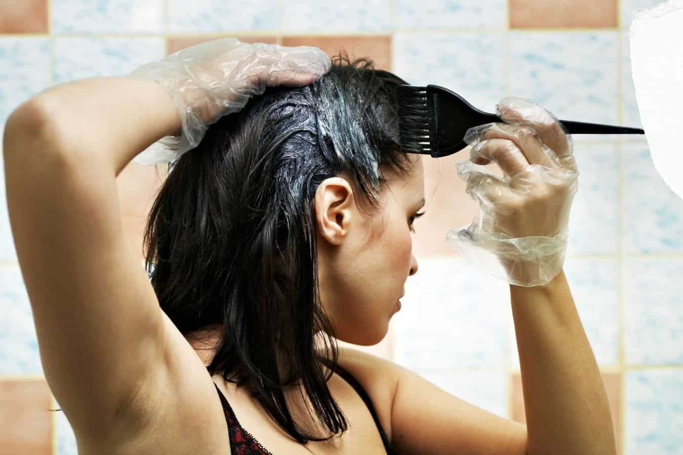 how to dilute hair dye without conditioner