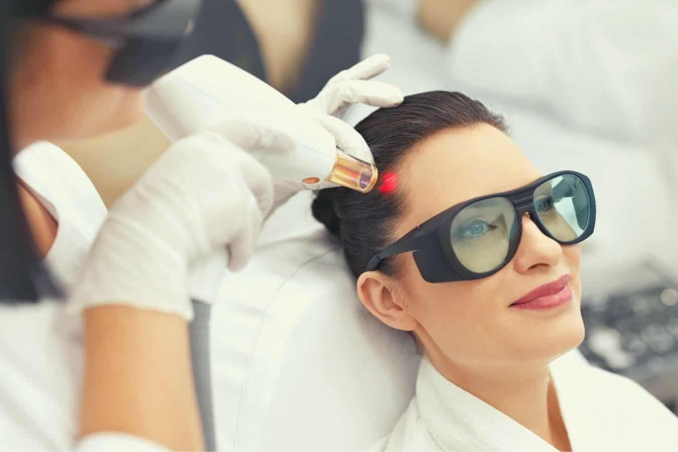 Does Laser Hair Removal Work On Gray Hair