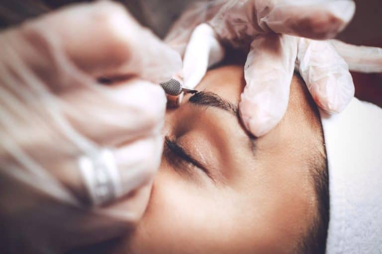 Does Microblading Cause Hair Loss