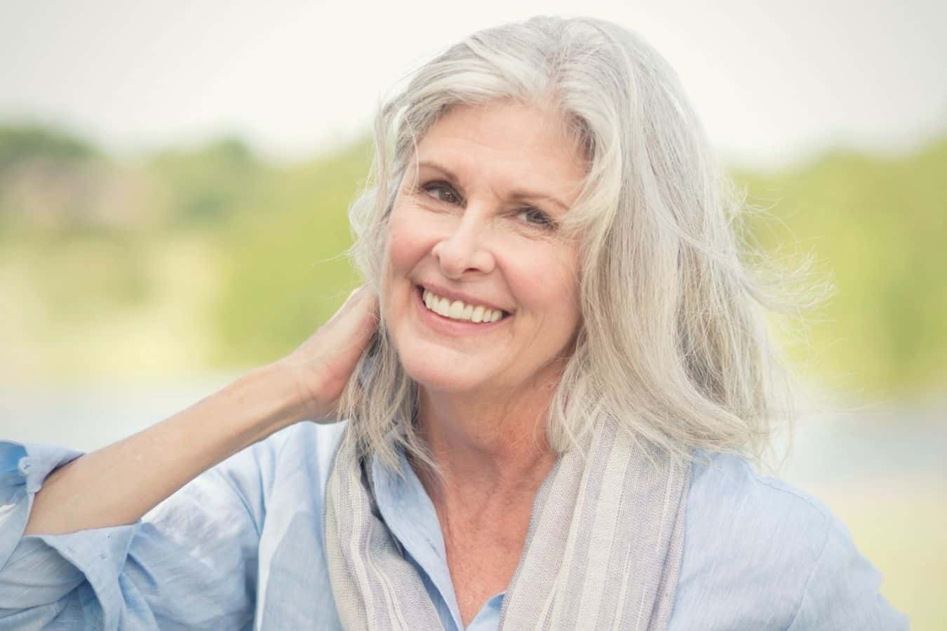 The Best Heat Protectants For Gray Hair