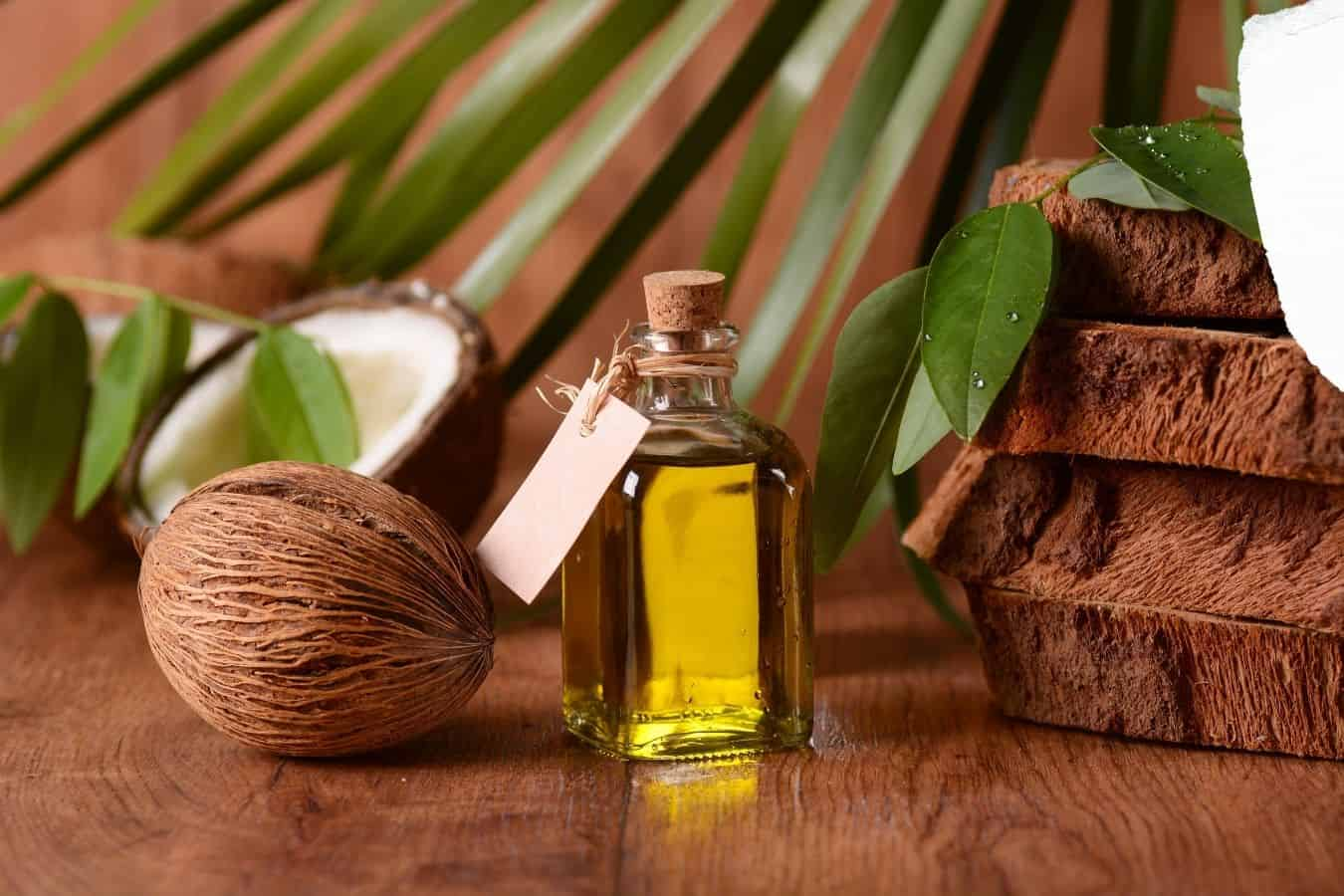Coconut Oil For Hair Coloring