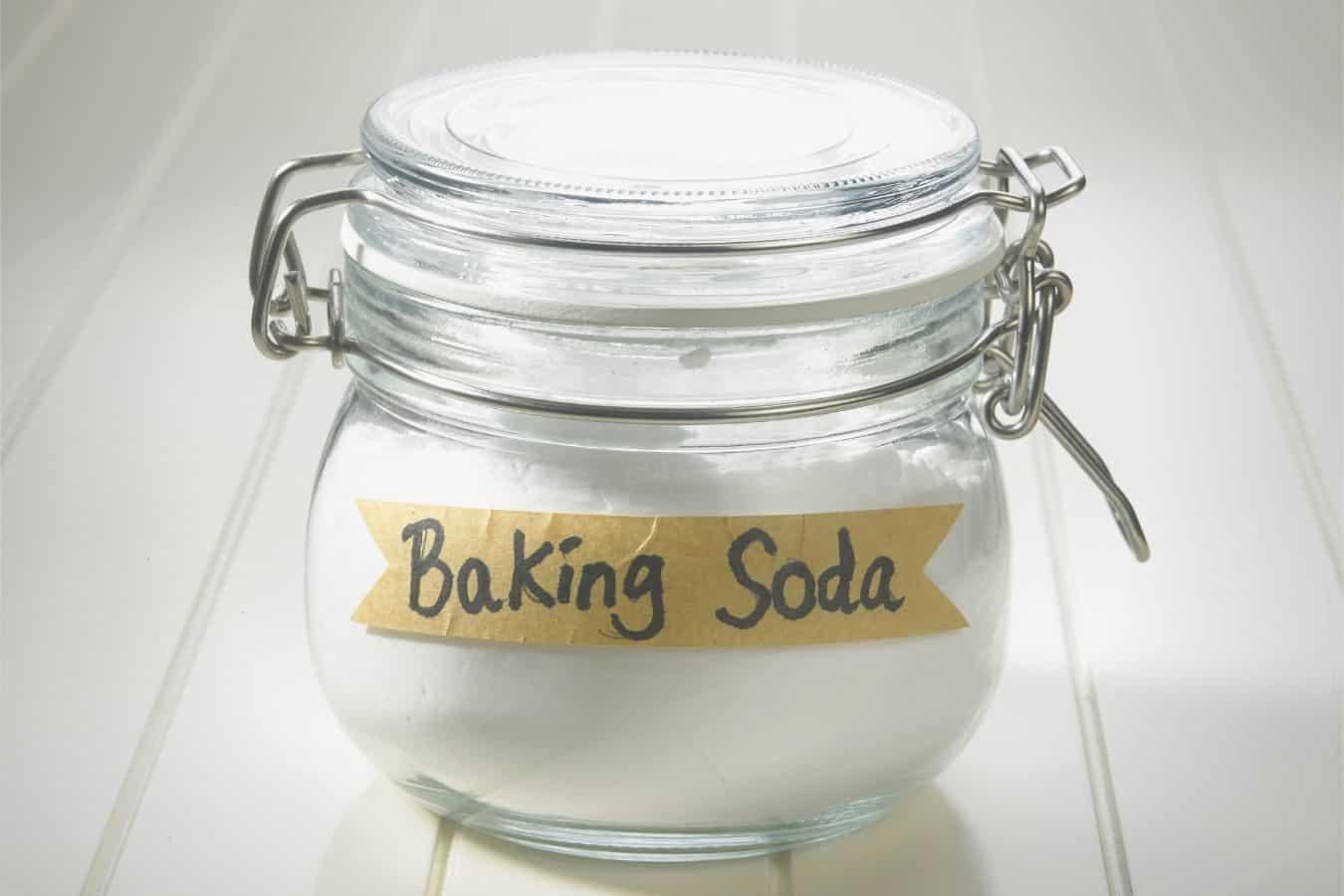 Baking Soda And Shampoo