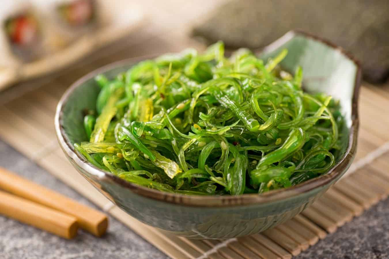 Benefits Of Seaweed For Hair