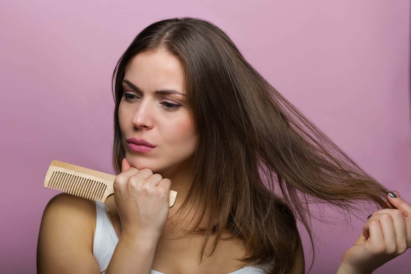 does obesity cause hair loss