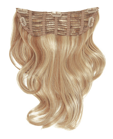 Hot Hair Curl Back