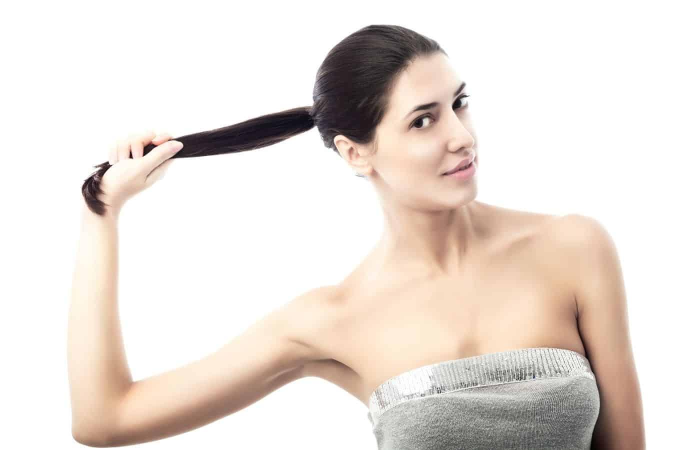Grow low Porosity Hair