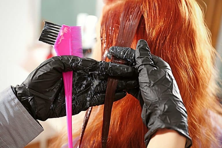 Does Keratin Change Hair Color