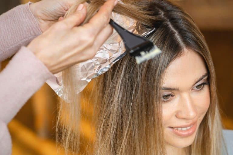 How To Dye Brown Hair Blonde Without Bleach