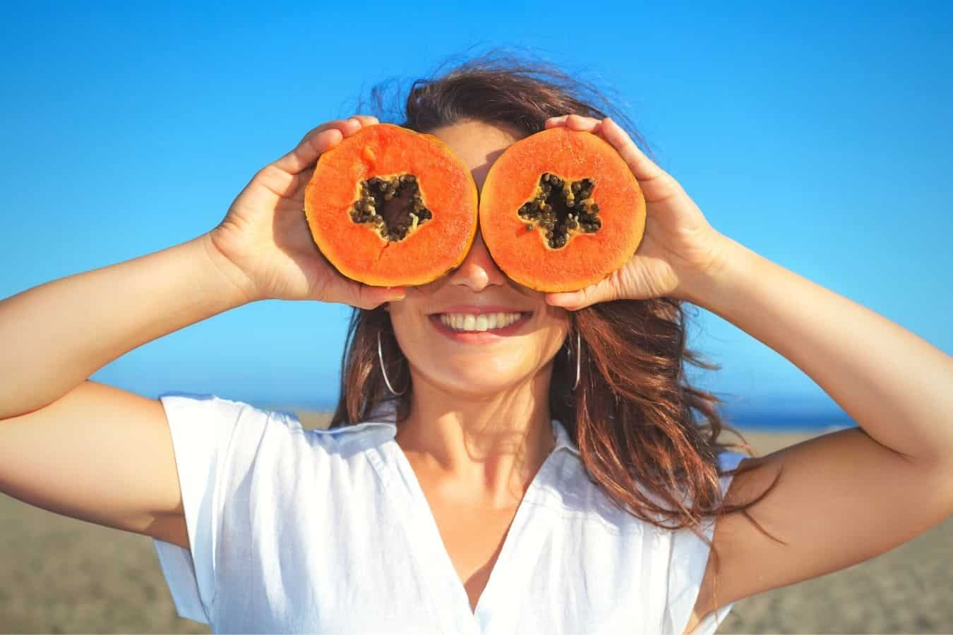 How to use papaya for hair removal 2